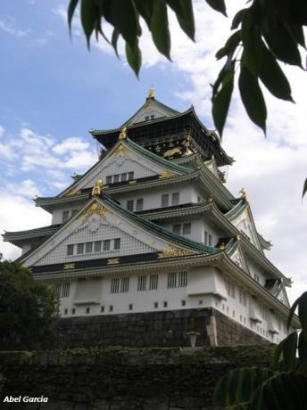 Castillo de Osaka 344x460 Ôsaka en un día