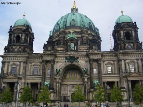 Catedral de Berlín edificio 460x345 La majestuosa Catedral de Berlín