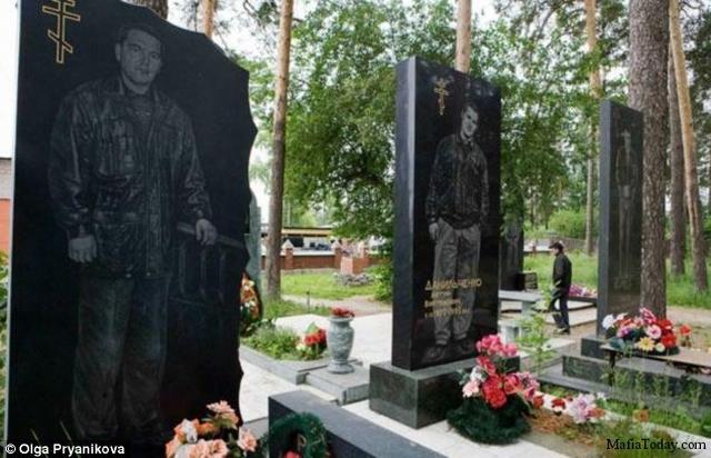 Cementerio Shirokorechenskoe El cementerio mafioso de Shirokorechenskoe