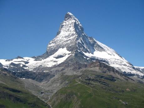 Cervino 460x345 El Cervino, la belleza hecha montaña