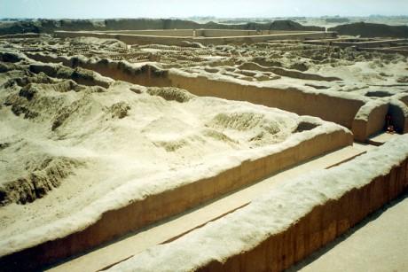 Chan Chan 460x307 Chan Chan, la capital del sol