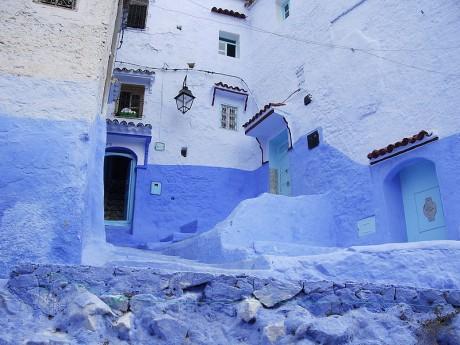 Chefchaouen 460x345 Chefchauen, la ciudad azul de Marruecos
