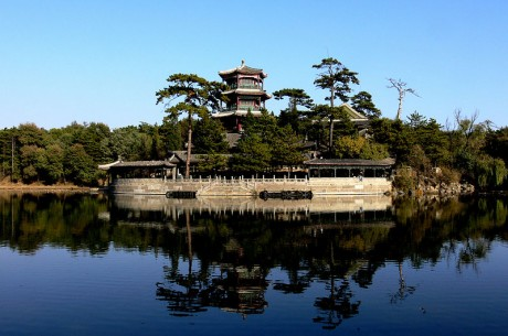 Chengde 460x305 Chengde, la residencia estival de los emperadores Qing