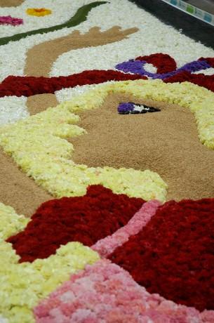 DSC 9061 305x460 Alfombras florales en Sitges