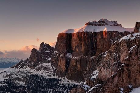 Dolomitas Meseta de Sella 460x306 Los Dolomitas, un paraíso a la sombra de los Alpes