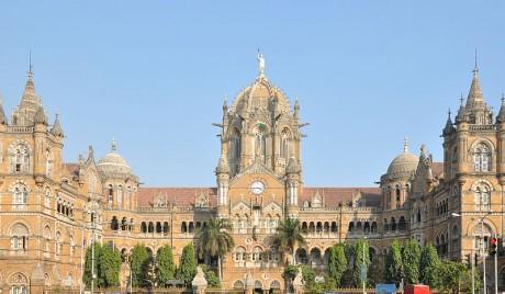 Estación Victoria de Mumbai 460x268 La Estación Victoria de Mumbai