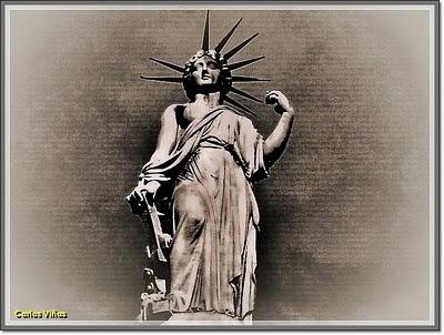 Estatua de la libertad española La Estatua de la Libertad española