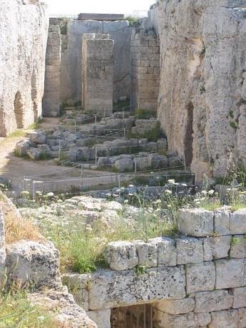 Euríalo Siracusa 345x460 Euríalo, la fortaleza inexpugnable de Siracusa