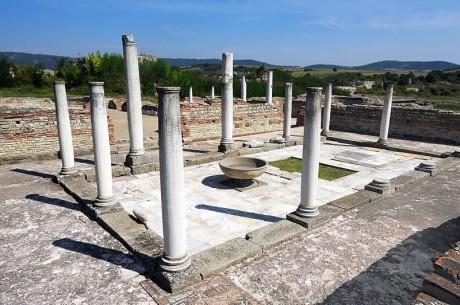 Felix Romuliana 460x305 Felix Romuliana, el más importante palacio romano en Serbia