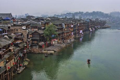 Fenghuang 460x307 Fenghuang, una ciudad china del pasado