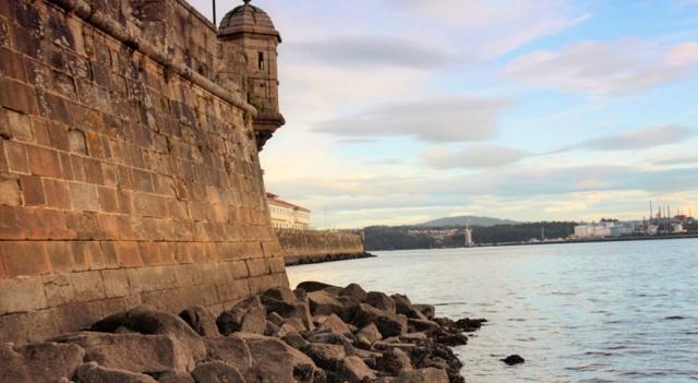 Ferrol ruta construccion naval La ruta de la construcción naval de Ferrol