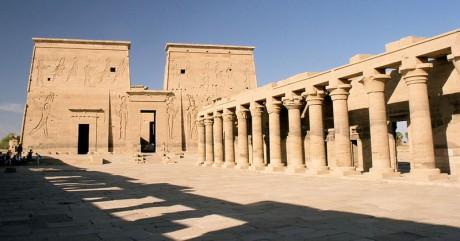 File templo de Isis 460x241 File, un tesoro sumergido en el Nilo