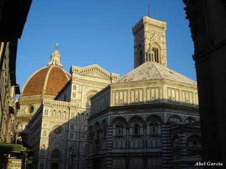 Florencia Duomo 460x344 La iglesia más hermosa de Florencia