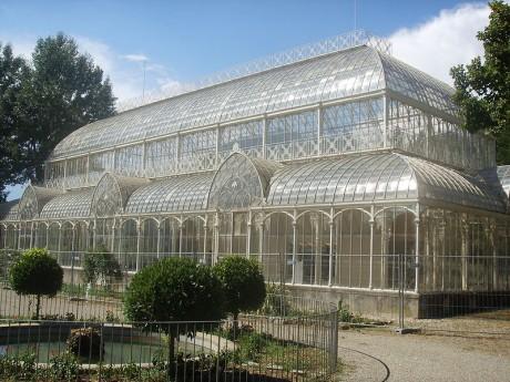 Florencia Giardino dellOrticultura 460x345 El Jardín de la Horticultura y la serpiente del Párnaso