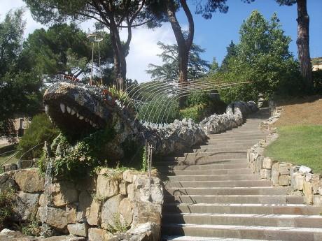 Florencia Orto del Parnaso 460x345 El Jardín de la Horticultura y la serpiente del Párnaso