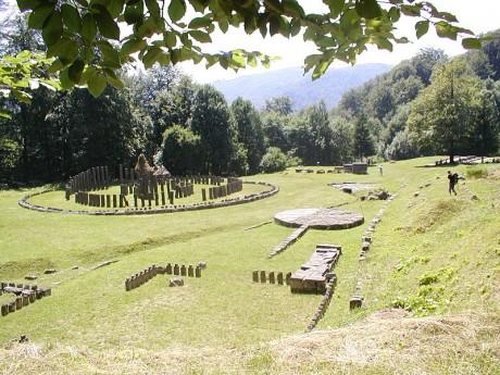 Fortalezas dacias 460x345 Las fortalezas dacias de las montañas de Orastia