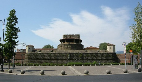 Fortezza da Basso 460x267 La Fortezza da Basso, de fortificación militar a sede cultural