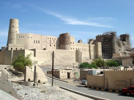 Fuerte de Bahla 460x345 El fuerte de Bahla, la fortaleza renacida