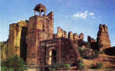 Fuerte de Rohtas 460x285 El majestuoso Fuerte de Rohtas, el gigante abandonado de Pakistán