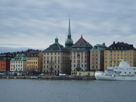 Gamla Stan 460x345 El Gamla Stan, la zona más bonita de Estocolmo
