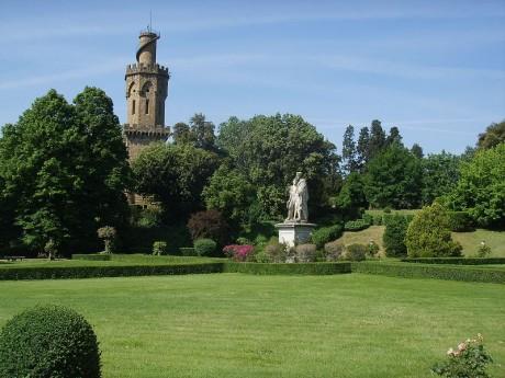 Giardino Torrigiani 460x345 El Giardino Torrigiani de Florencia, un jardín lleno de simbolismo