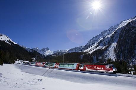 Glacier Express 460x307 Viaje en el Glacier Express