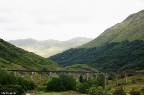 Glenfinnan 460x306 Viaja en el Hogwarts Express