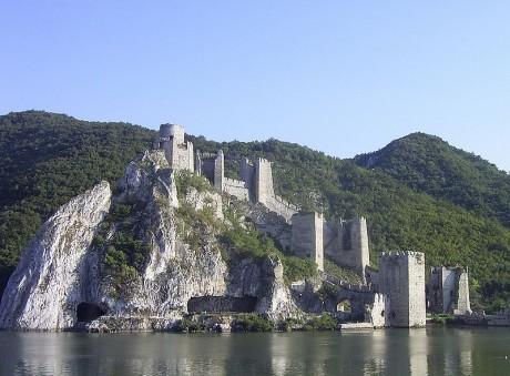 Golubac 460x339 La fascinante fortaleza medieval de Golubac
