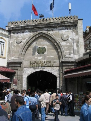 Gran Bazar Estambul 345x460 El bazar más famoso del mundo