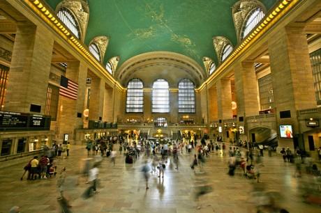 Grand Central Terminal 460x306 Grand Central Terminal, La estación de Nueva York