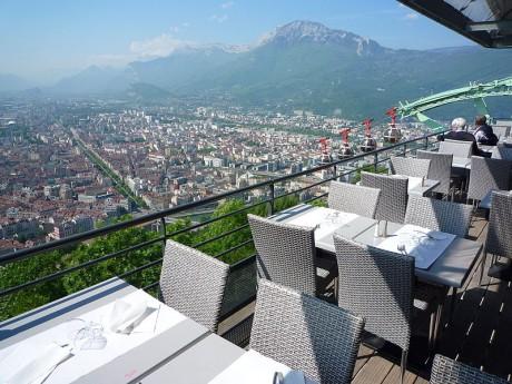 Grenoble desde la Bastilla 460x345 Tour de Francia, etapa 20: Contrarreloj decisiva en Grenoble