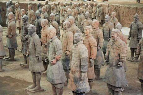 Guerreros de Xian 460x306 El secreto de los guerreros de Xian