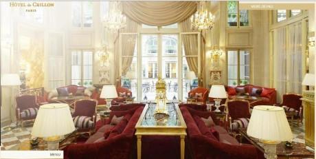 Hôtel de Crillon 460x231 El histórico Hôtel de Crillon