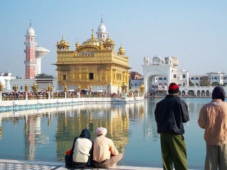 Harmandir Sahib 460x345 El Templo Dorado de Harmandir Sahib