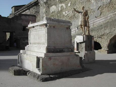 Herculano 460x345 Herculano, la otra Pompeya