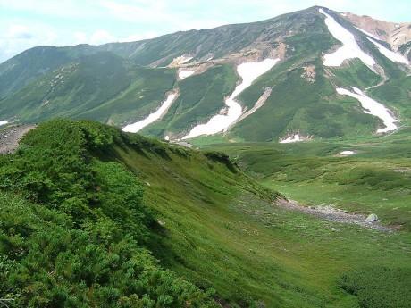 Hokkaido Parque Daisetsuzan 460x345 Hokkaido, el Japón de los parques naturales