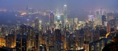 Hong Kong Skyline1 460x199 Hong Kong, el puerto de los aromas
