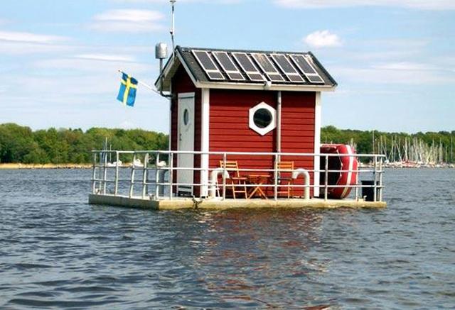 Hotel Utter Inn Suecia Tres hoteles con una sola habitación