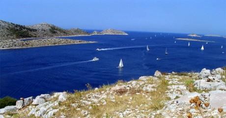 Islas Kornati 460x240 Las islas Kornati, perlas de roca en el mar