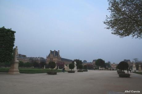 Jardín de las Tullerías 460x306 El Jardín de las Tullerías: la gran explanada de París