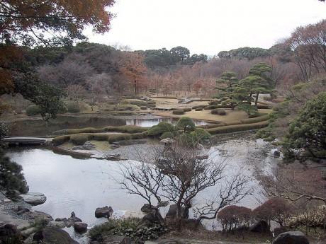 Jardines Imperiales de Tokio 460x345 Los Jardines Imperiales de Tokio