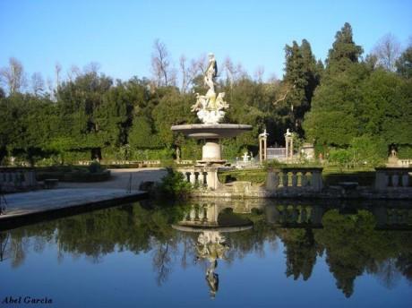 Jardines del Boboli 460x344 Un remanso de paz en Florencia