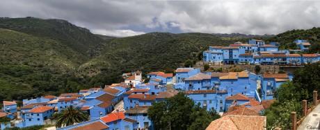 Juzcar 460x188 El pueblo pitufo de Málaga