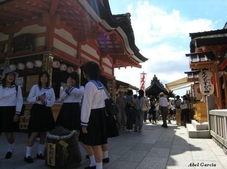 Kiyomizudera 2 460x344 Los templos de Kyoto
