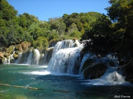 Krka 460x344 Krka, el paraíso de las cascadas