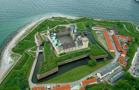 Kronborg Castle 460x296 Castillo de Kronborg: el hogar de Hamlet