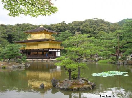 Kyoto Pabellón Dorado 460x344 Los templos de Kyoto