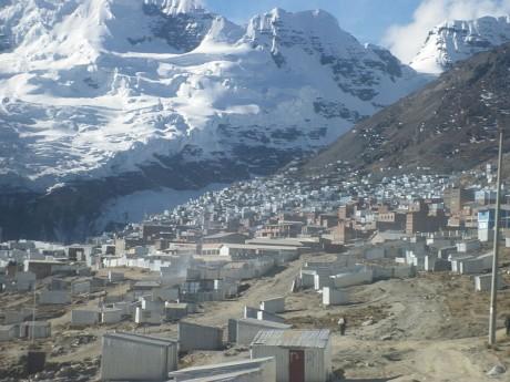La Rinconada Perú 460x345 Las ciudades más altas del mundo
