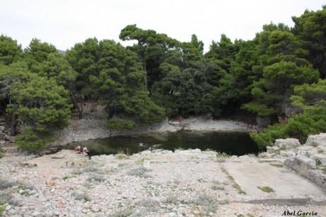 Lokrum Mar Muerto 460x306 El islote de Lokrum: excursión y playa al lado de Dubrovnik