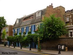 Londres Notting Hill Las calles de Londres